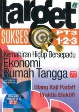 SASBADI Target Sukses PT3 Kemahiran Hidup Bersepadu - Ekonomi Rumah Tangga
