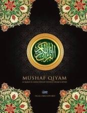 Mushaf Qiyam Al Quran Size Besar Dengan Panduan Wakaf Ibtida' + Book Stand