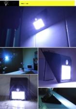 EverBrite Outdoor Waterproof Solar (Motion+Dim Mode) Security Light