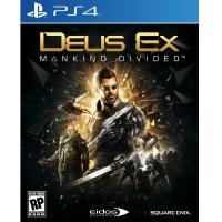 PS4 Deus Ex: Mankind Divided (Basic) Digital Download