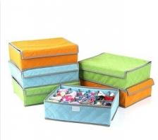 Bamboo Charcoal Clothing Storage Bag Organizer