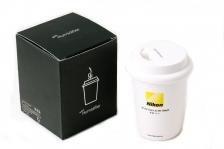 USB Mini Coffee Mug Air Humidifier Limited Edition NIKON (350ml)