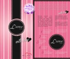 Methearts - L'Sense With Love(1box)