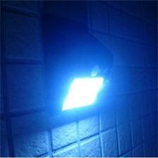 Solar Super Bright 20 LED Motion Sensor PIR* Powered Wall Light
