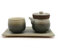 Lin's Ceramics Easy Brew Pot Set (250cc)