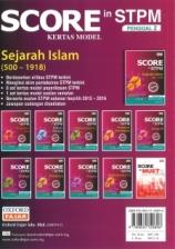 Score in STPM Model Paper Sejarah Islam Penggal 2