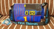 Thomas Train Kid's/ Adult Sling Bag (Size L)(Blue)