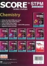 Score in STPM Model Paper Chemistry Paper 2 Second Term