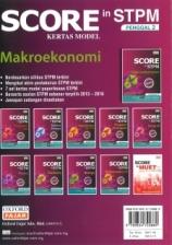 Score in STPM Model Paper Makroekonomi Kertas 2 Penggal 2