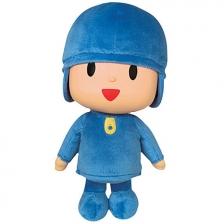 26cm Pocoyo Character Soft Toy (Blue)
