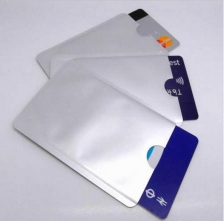 Ready Stock 10X Anti Theft Credit Card/Debit Card Protector RFID Shield Sleeve, Fast Delivery
