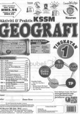 Neuron Aktiviti & Praktis KSSM Geografi Tingkatan 1