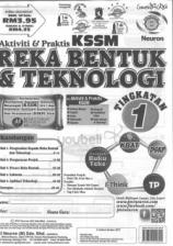 Neuron Aktiviti & Praktis KSSM Reka Bentuk & Teknologi Tingkatan 1