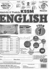 Neuron Aktiviti & Praktis KSSM English Form 1