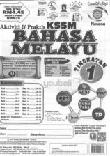 Neuron Aktiviti & Praktis KSSM Bahasa Melayu Tingkatan 1