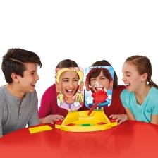 Double Pie Face Showdown Game