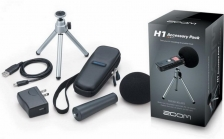 Zoom APH-1 Accessory Pack For Zoom H1 Handy Recorder Black