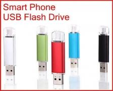 OTG USB 2.0 Flash Drive Dual PenDrive ,32GB