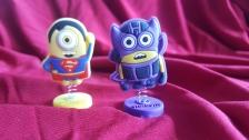 Minion Superhero Cake Topper / Decoration