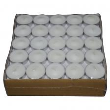 High Quality Smokeless Unscented Tealight Tea Light Candle (10 boxes X 100 pcs)
