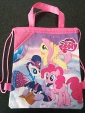 Little Pony Children Kids Kindergarden Backpack (Pink)