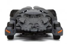 Jada 1:32 Diecast 2016 B v S Dawn Of Justice Batmobile Car Grey Color Model