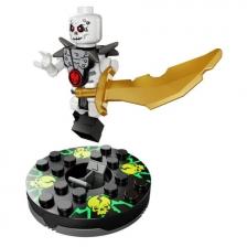 Ninjago Chopov Building Block Spin Top Gyro Toys Bricks Childrean Educational Toy