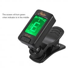 Guitar Tuner Digital Clip on Rowin LT33