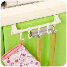 Bathroom Kitchen Wardrobe Multipurpose Hanger
