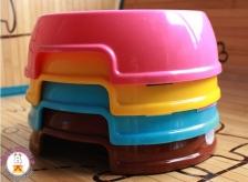 Colorful Pet Bowls