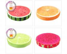 Juicy Fruit Pet Bed