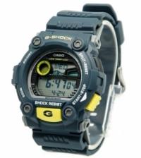 Casio G-Shock G-7900-2D Yellow