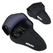 Nikon Neoprene Soft DSLR Camera Bag Cover Case Lens Protective Pouch Canon Sony Pentax Protector