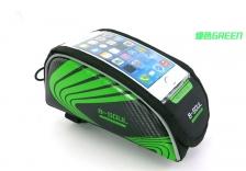 B-SOUL VELCRO TYPE BICYCLE TOP TUBE SMARTPHONE FRAME BAG FASHION