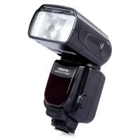 TRIOPO TR-960LL CAMERA FLASHLIGHT FOR CANON NIKON PENTAX (BLACK)