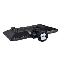 DAZZNE CN - LUXPAD22 DIMMABLE 0.6 INCH 11W ULTRA THIN 112PCS LED VIDEO LIGHT FOR DSLR CAMERA (BLACK)