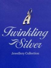 Fine 925 Silver Alphabet Pendant ( P SALPHABET )