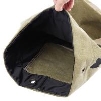 OUTDOOR 33L TACTICAL CLIMBING BACKPACK BARREL BAG (SOIL)