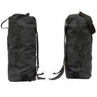 OUTDOOR 42L TACTICAL CLIMBING BACKPACK BARREL BAG (BLACK)