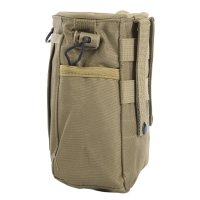 OUTDOOR DEBRIS POUCH MOLLE HUNTING STORAGE BAG (SOIL 2)