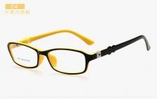 No Screw Flexible Kids Eyeglasses Frame TR90 Round Children Glasses