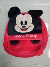 Cartoon plush Baby backpack / Kid Backpack / Cartoon Bag / School Bag