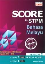 Score in STPM Bahasa Melayu Penggal 2