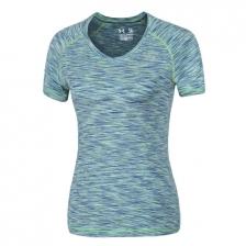 Ready Stock!! Under Armour UA HeatGear V-Neck Short Sleeve Shirt