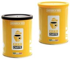 PITTI CAFFE Arabica 100 Coffee Bean - 250GM