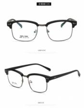 Korea Modern Style Frame Eyewear Glass Glasses Lens Spec