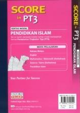Oxford Fajar Score in PT3 Pendidikan Islam