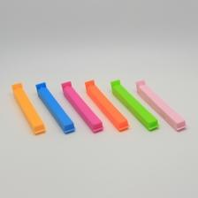 Cuve Food Plastic Sealing Clip 2 Size (30pcs) (colorful)