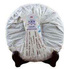 1501 大益 高山韵象 (2015) (357g) (熟饼)