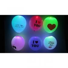 Led Light Balloon ( 5 pcs )